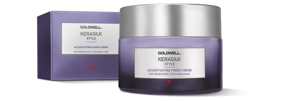 Kerasilk Style Accentuating Finish Creme 50ml