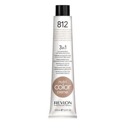 Revlon Nutri-Color-Creme Nr. 812 Hellblond Perlmutt-Beige 100ml
