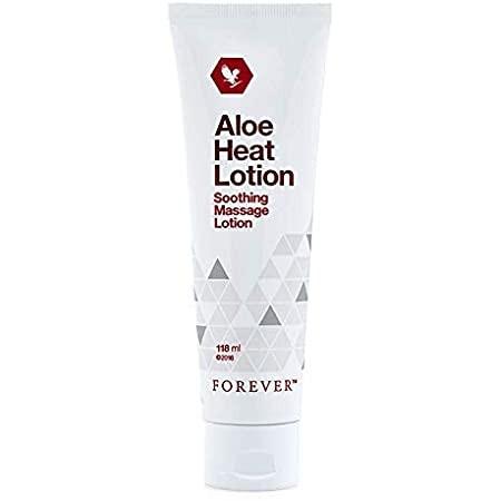 Aloe Heat Lotion 118ml