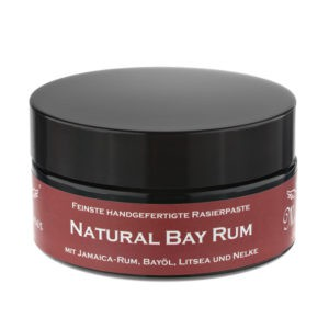 Meissner Tremonia Natural Bay Rum – Rasierpaste 200ml