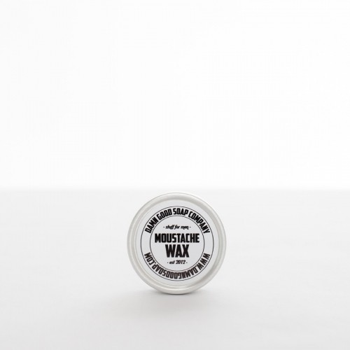 Damn Good Soap Company Moustache Wax 14ml