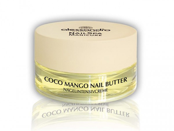 COCO MANGO NAIL BUTTER LOTUS 15ml