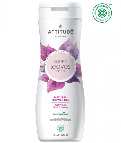 ATTITUDE Body Wash - Soothing 473ml