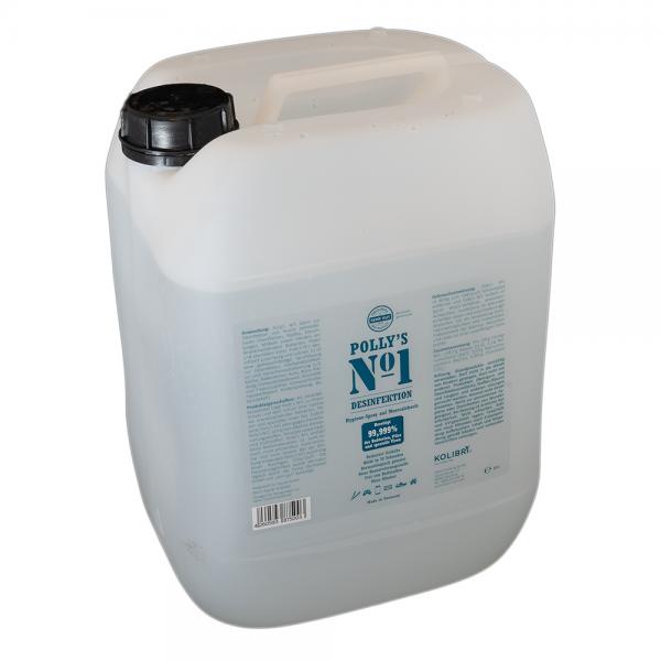 Polly's No1 Desinfektion Hygienespray auf Meersalzbasis 10 Liter