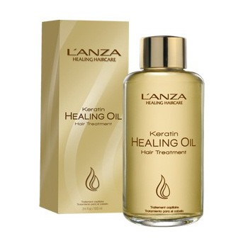L'anza Keratin Healing Oil 100ml