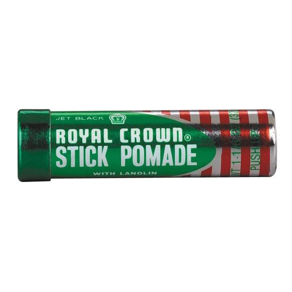 Royal Crown Jet Black Stick Pomade 25g